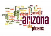 Arizona Word Cloud