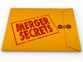 Merger Secrets Yellow Envelope Classified Information News