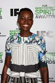 LOS ANGELES - JAN 11: Lupita Nyong'o at the 2014 Film Independent Spirit Awards Nominee Brunch at Bo
