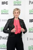 LOS ANGELES - MAR 1:  Jane Lynch at the Film Independent Spirit Awards at Tent on the Beach on March 1, 2014 in Santa Monica, CA