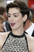 LOS ANGELES - MAR 2:  Anne Hathaway at the 86th Academy Awards at Dolby Theater, Hollywood & Highlan