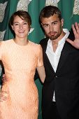 LOS ANGELES - FEB 28:  Shailene Woodley, Theo James at the 2014 Publicist Luncheon at Beverly Wilshire Hotel on February 28, 2014 in Beverly Hills, CA