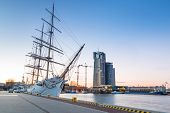GDYNIA, POLAND - FEB 17:Polish maritime museum ship
