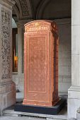 Copper Phone Box
