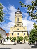 Hofkirche In Neuburg, Germany