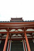 foto of shogun  - Asakusa area where the old temple is located Tokyo Japan - JPG