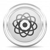 atom internet icon