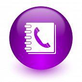 phonebook internet icon