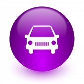 car internet icon