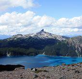 Black Tusk And Garibaldi Lake