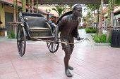 Public Statues In Bangkok