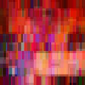 art abstract colorful geometric pattern; tiled background in gold, red and pink colors