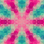 Modern Triangle Pattern