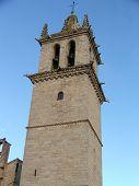 church tower, Gothic