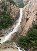 Kuryong Water Fall