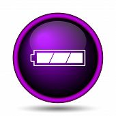 Fully Charged Battery Icon