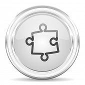 puzzle internet icon