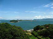 Inland japanischen Meer