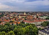Vilnius - capital city of Lithuania
