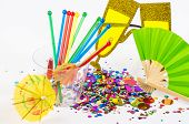 Brightly Colored Party Decoration