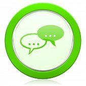 forum icon chat symbol bubble sign
