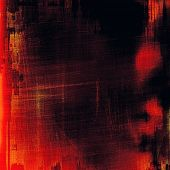 Designed grunge texture or background. With different color patterns: purple (violet); red (orange); black
