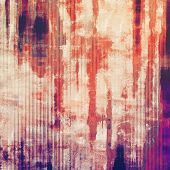 Old background or texture. With different color patterns: purple (violet); pink; red (orange)