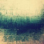 Grunge colorful background. With different color patterns: yellow (beige); blue; cyan; green