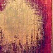 Vintage textured background. With different color patterns: purple (violet); yellow (beige); pink; gray