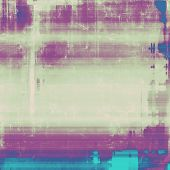 Abstract textured background designed in grunge style. With different color patterns: purple (violet); gray; blue; cyan