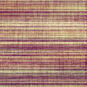 Old retro vintage texture. With different color patterns: purple (violet); yellow (beige); brown; gray