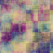 Grunge texture, Vintage background. With different color patterns: purple (violet); yellow (beige); pink; blue; green