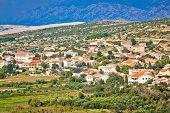 Picturesque Mediterranean Island Village Of Kolan