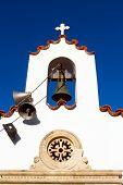 Classical Greek white church