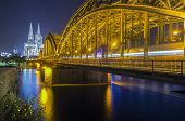 The dom of cologne