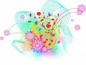 Colored Mix Celebration