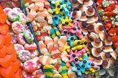 Fine candy at the Boqueria
