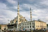 picture of constantinople  - New mosque  - JPG