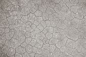 picture of crack cocaine  - A picture of the ground was dry - JPG