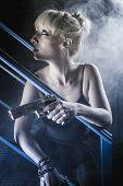 pic of pistol  - Killer - JPG
