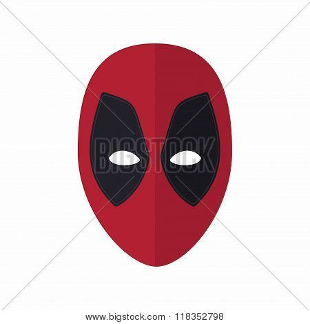 Super Hero mask for face