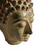 picture of siddhartha  - Serene looking Buddaa - JPG