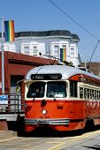 Street Car – San Francisco