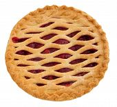 Whole Cherry Pie