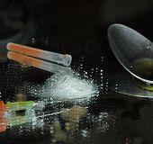 Syringe And Powder