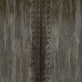 Grungy Weathered Steel poster