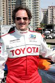 LOS ANGELES - APR 3:  Kim Coates at the 2012 Toyota Pro/Celeb Race Press Day at Toyota Long Beach Gr