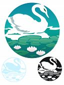 Swan emblem