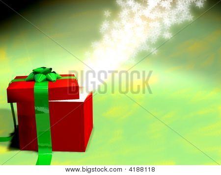 Magic Gift Box