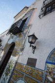 Ybor City is a premier tourist destination in Tampa, Florida featuring Columbian architecture